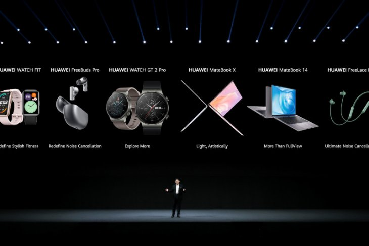 Huawei umumkan enam perangkat baru