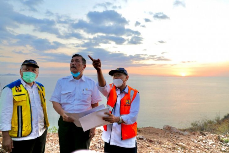 Construction of Labuan Bajo logistics terminal to conclude in December