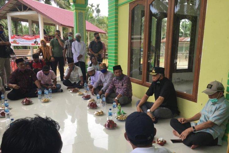 Plt Gubernur Aceh: Pembangunan ruas jalan Karang Baru - Aceh Timur rampung 2021
