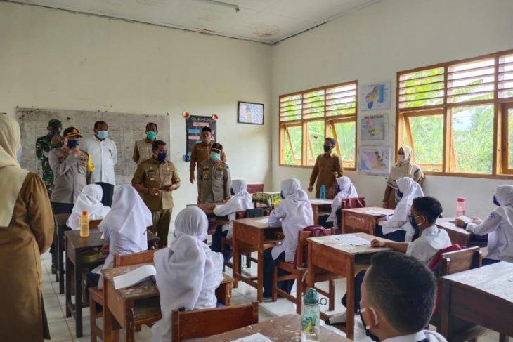 Masuk zona merah, proses belajar tatap muka di Aceh Jaya kembali di tunda