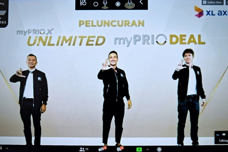 Akses Data Tanpa Batas, XL PRIORITAS Hadirkan myPRIO X Unlimited