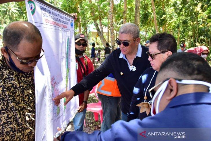 Bupati Kunjungan Pejabat Pusat upaya realisasi pembangunan Malra