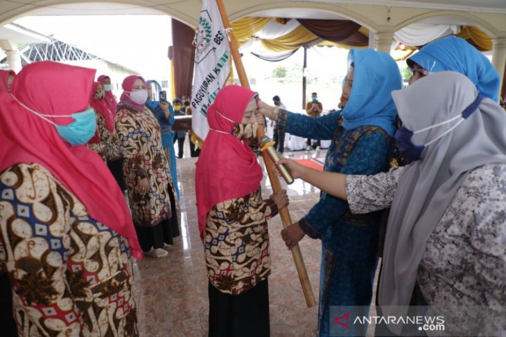 Titiek Sugiarti Surya terpilih jadi Ketua Wanita Pujakesuma Asahan