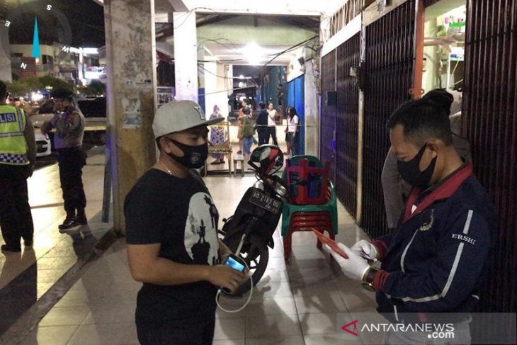 Pemilik toko di kawasan Soeprapto Bengkulu ditikam mantan karyawan
