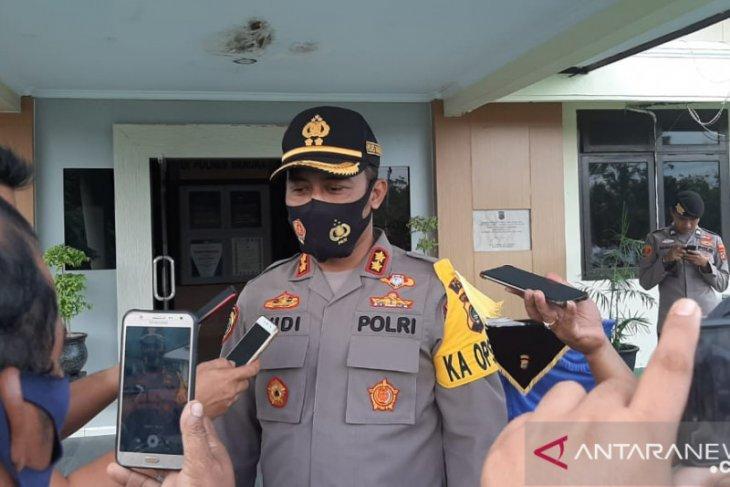 Polres Bangka salurkan 1.000 paket sembako warga terdampak COVID-19