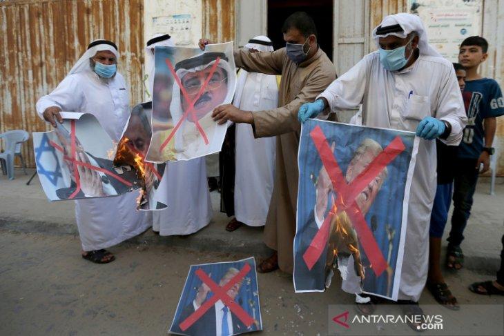 Normalisasi Arab-Israel dan potret buram Palestina merdeka