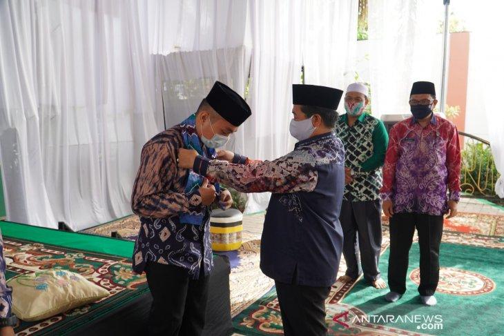 Wali Kota Banjarmasin lepas Kafilah ke MTQ di Balangan