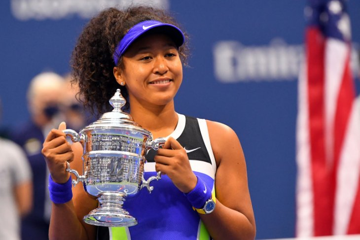 Dafyat Juara tunggal putri US Open dari masa ke masa