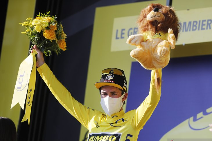 Klasemen sementara  Tour de France setelah etape ke-15