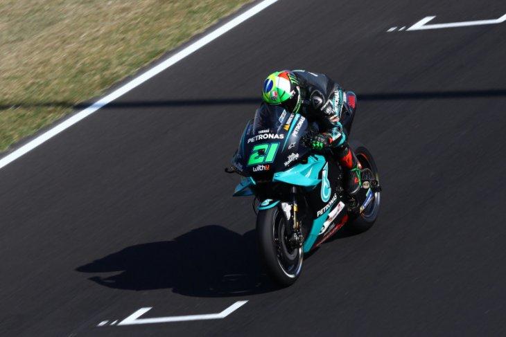 Morbidelli raih kemenangan perdananya di ajang MotoGP