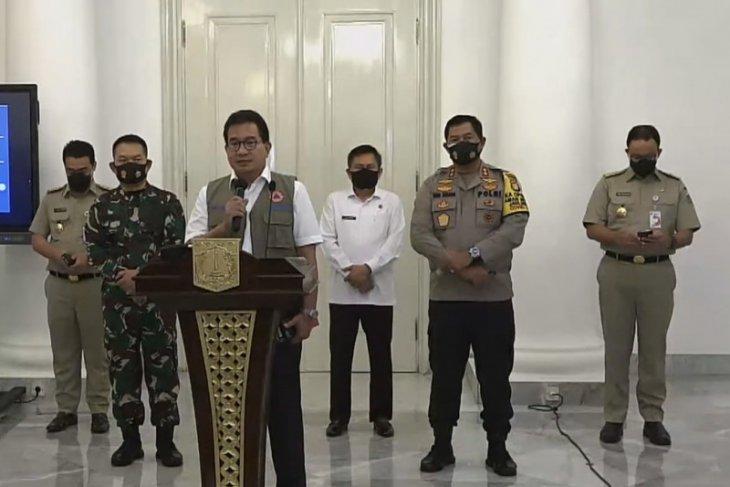 Prof Wiku: PSBB Jakarta terkait keseimbangan