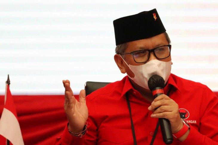 Hasto tekankan calon kepala daerah agar jabarkan visi misi Jokowi-Ma'ruf