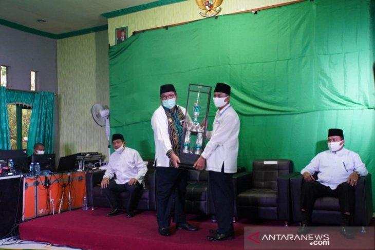 MTQ Ke IV IPQAH tingkat Provinsi Kalimantan Selatan dilaksanakan secara virtual