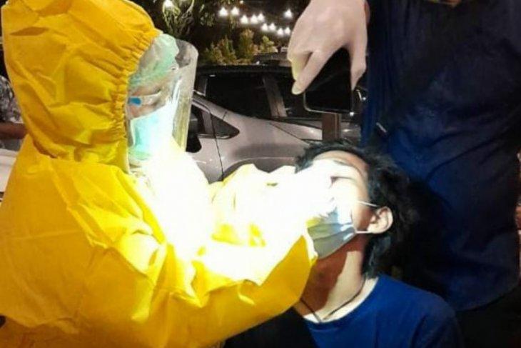 51 orang di Pontianak terjaring tidak gunakan masker
