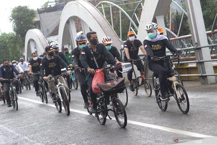 Kemenhub: sanksi bersepeda diserahkan ke Pemda