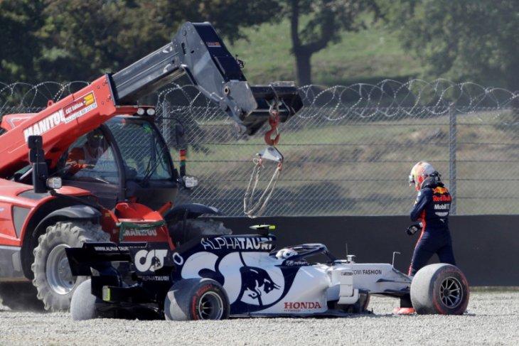Formula 1: Kepergian Honda tak pengaruhi kontrak Verstappen di Red Bull