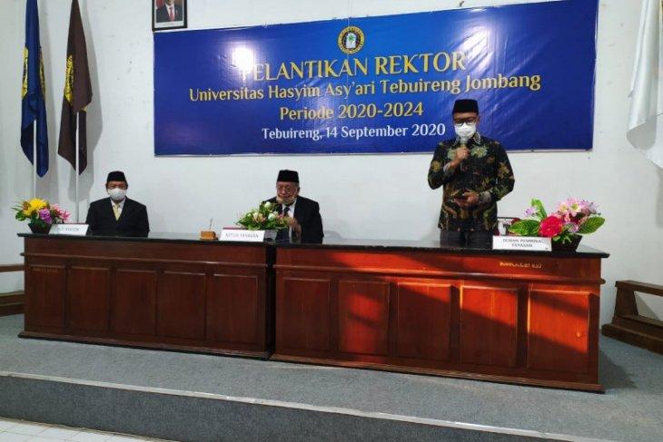 Profesor Haris Supratno jabat Rektor Universitas Hasyim Asy'ari Jombang