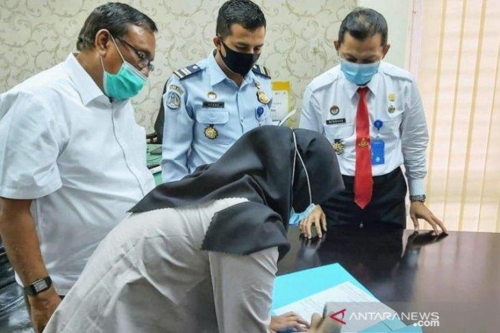 Imigrasi terima alat pengawasan perbatasan untuk barat selatan Aceh dari PT Mifa Bersaudara