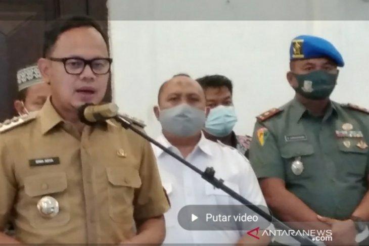 Pemkot Bogor resmi perpanjang penerapan PSBM mulai Selasa.