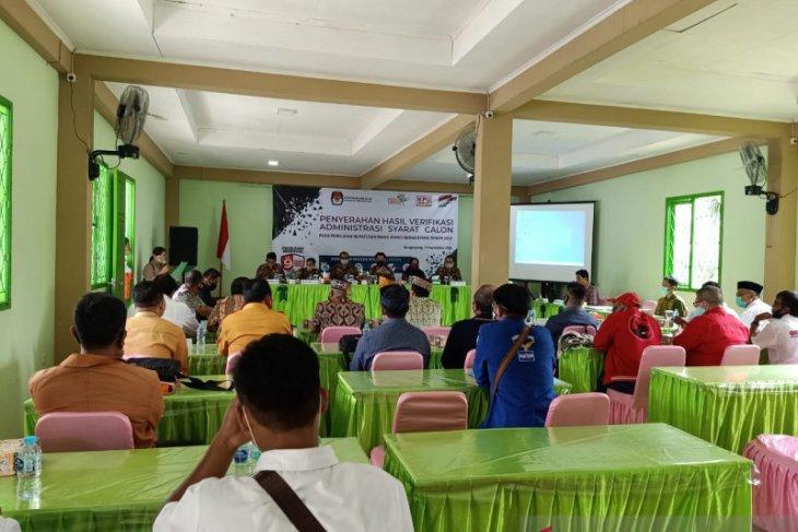 PIlkada Kabupaten Bengkayang, KPU tetapkan 175. 857 daftar pemilih sementara