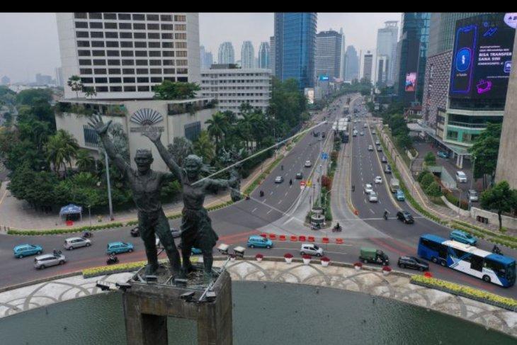 PSBB di Jakarta