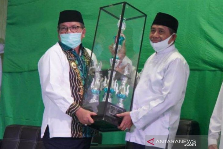 Balangan Juara Tiga MTQ ke-IV IPQAH tingkat provinsi