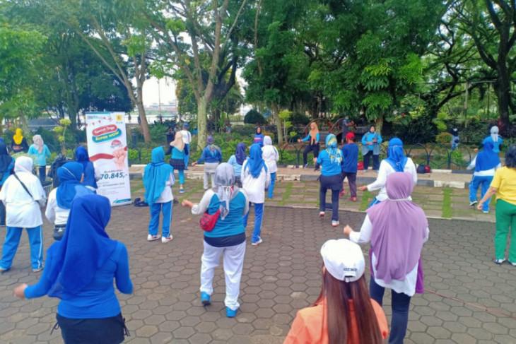 PLN Kalbar promosi diskon tambah daya Super Wow di Alun Kapuas
