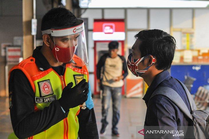 Pelarangan masker