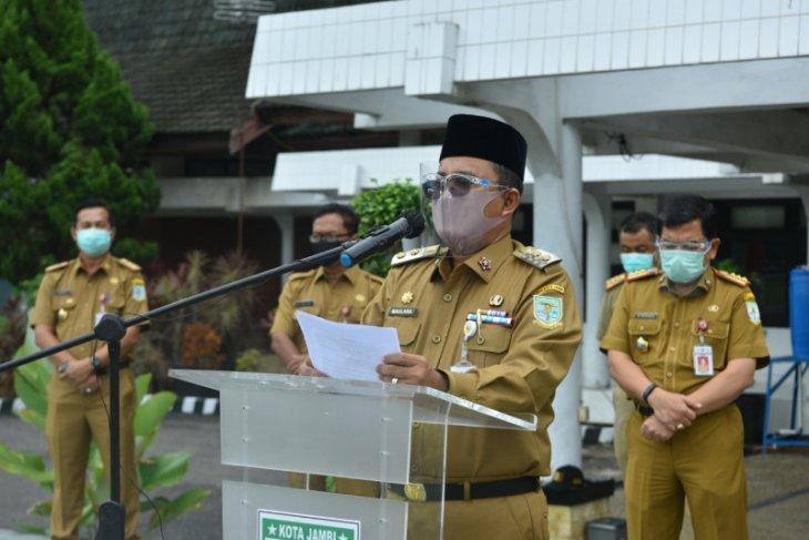 Fasha  beberapa kali lakukan perjalanan Jambi-Jakarta