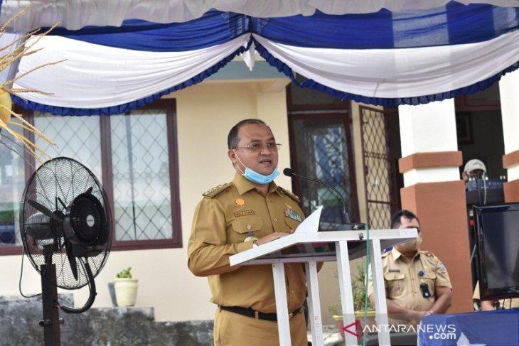 Gubernur Babel resmikan peningkatan layanan samsat