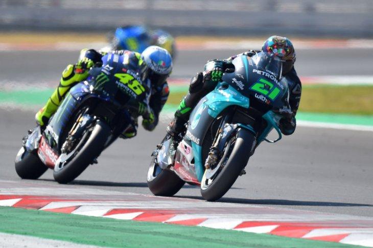 Jawara di Misano, Morbidelli ingin buktikan Rossi tak salah pilih murid