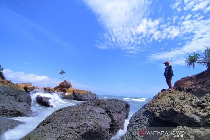Menikmati eksotisme Pantai Padang Betuah Bengkulu Tengah