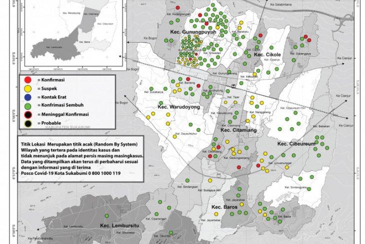Cegah kluster ponpes meluas, GTPP Kota Sukabumi lakukan pengawasan