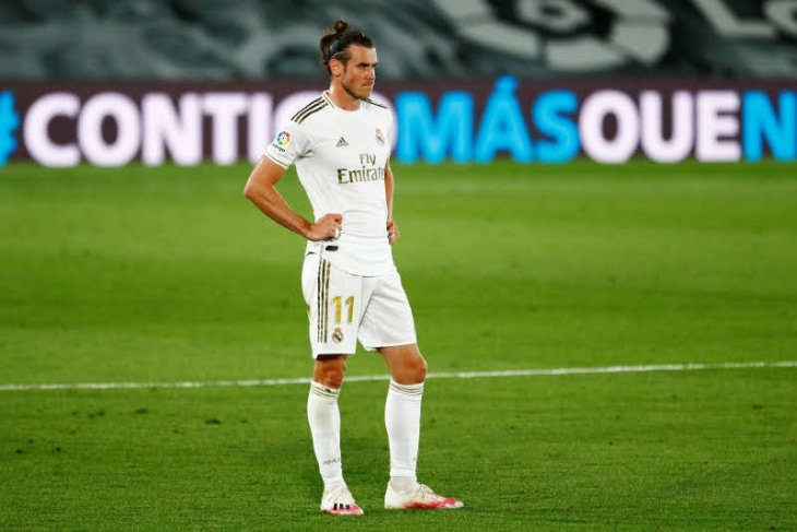 Gareth Bale diambang pintu keluar Real Madrid kembali ke Spurs