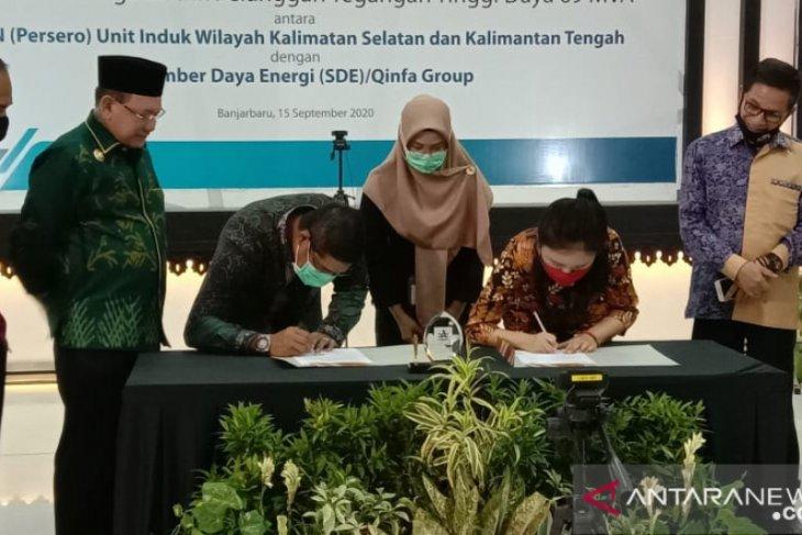 Soon Kotabaru's Sungaidurian-Sengayam will enjoy 24 hours electricity
