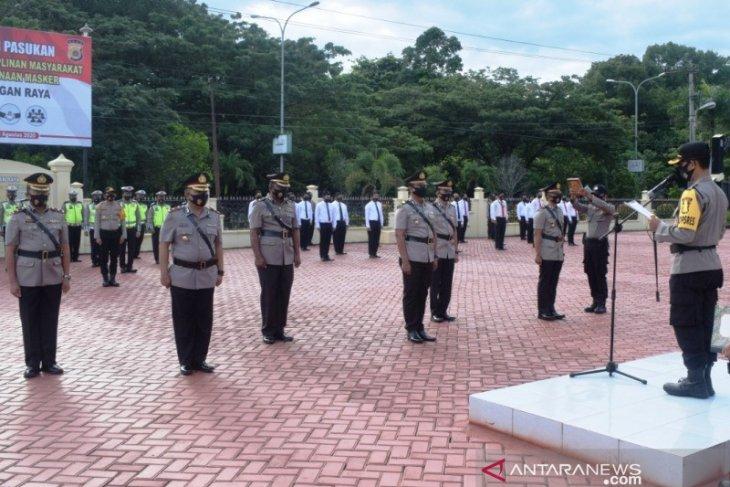 Kompol Alwin Andriyan jabat Wakapolres Nagan Raya, Kompol Taupik Rahman promosi ke Polda Aceh