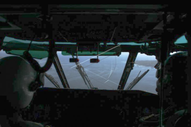 Patroli udara perbatasan RI-Timor Leste-Australia