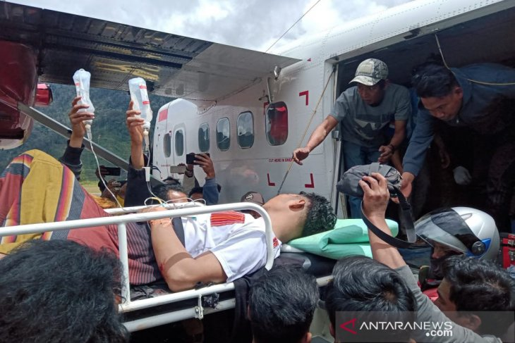 Armed civilians tortures, kills two in Papua's Sugapa district