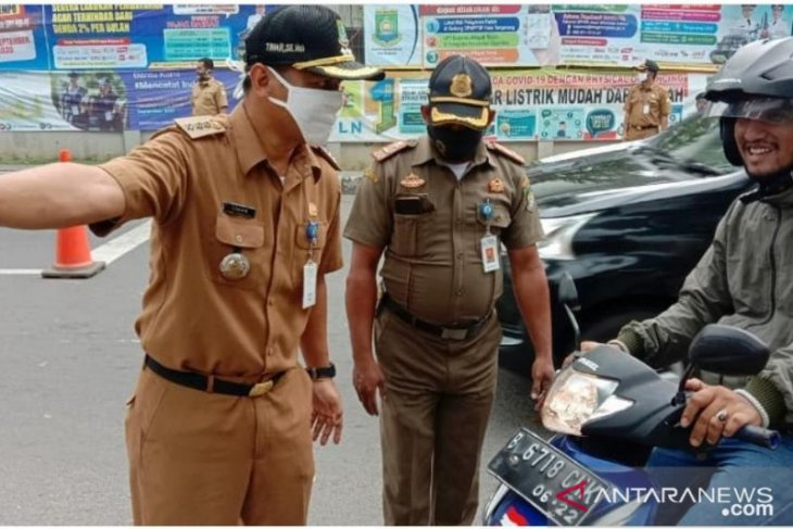 Tangerang masih terapkan sanksi sosial pelanggar protokol kesehatan