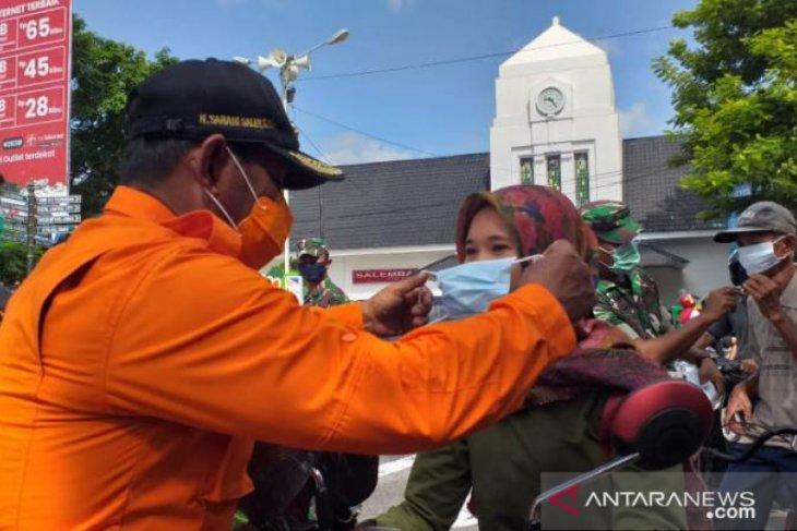 Pemkab Belitung gencarkan razia masker dan pelanggar protokol kesehatan