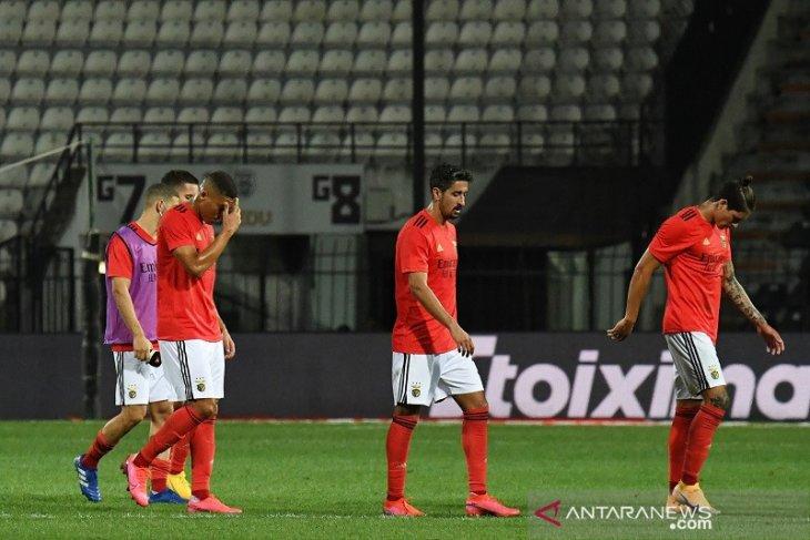 PAOK singkirkan  Benfica dalam kualifikasi Liga Champions
