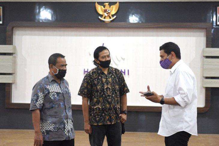 Wali Kota Kediri apresiasi film