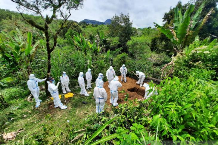 Satu tenaga kesehatan positif COVID-19 di Aceh Tengah meninggal dunia