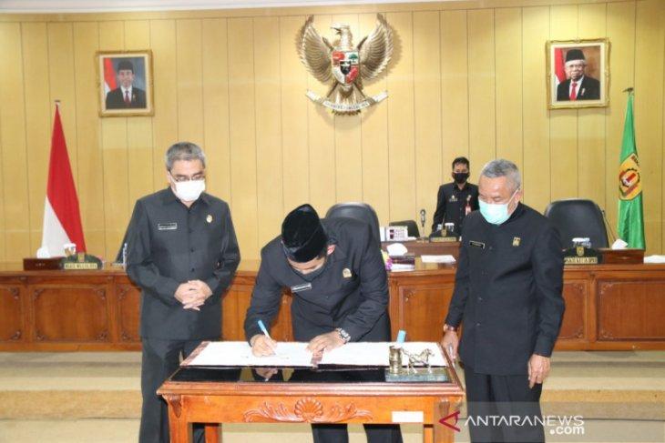 APBD perubahan Banjarbaru disepakati Rp1,2 triliun