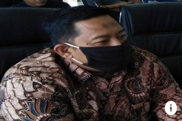 Muhammad Erwin Harahap WO dari rapat gabungan komisi
