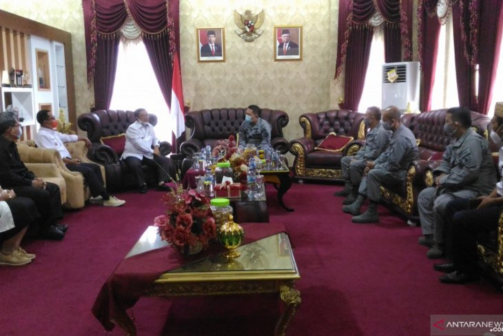 Pemkab Gorontalo Utara siapkan lahan pembangunan markas Bakamla RI