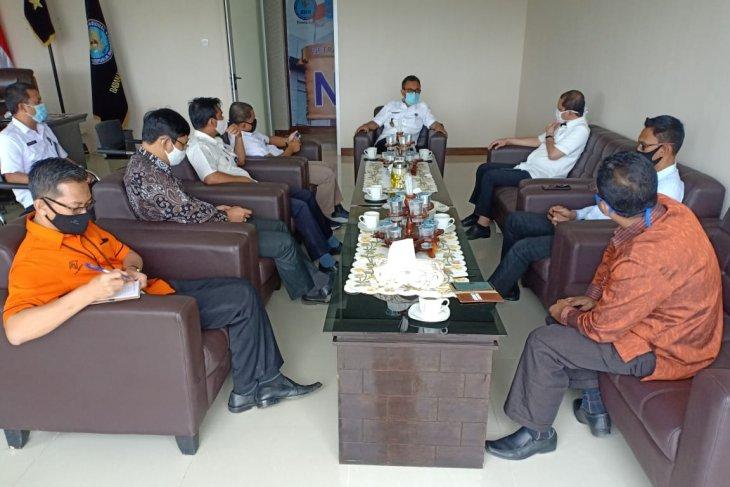 Dukung Program P4GN, FK-BUMN Aceh sambangi BNN Provinsi Aceh