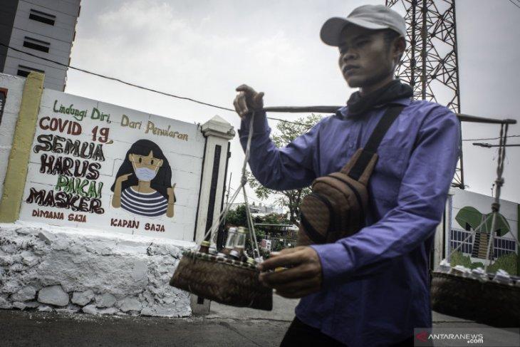 Tingkat kesembuhan dari COVID-19 di DKI Jakarta 78,3 persen
