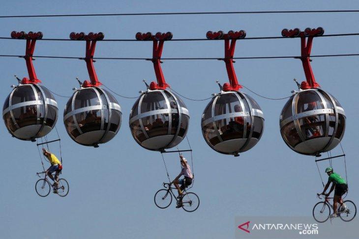 Tour de France: Klasemen sementara setelah etape ke-17