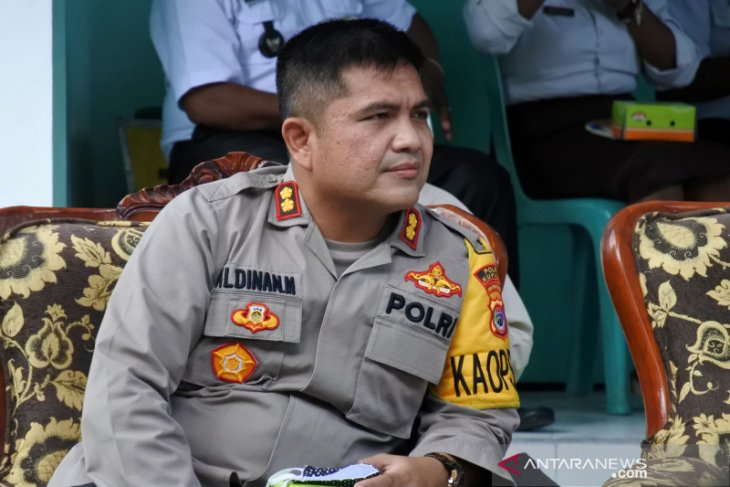 Kupang Police Chief infected with COVID-19